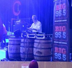 TK's with Big 95.5, Cadillac Three, & Brothers Osborne