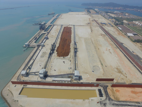 Tecgates Engineering bags new coal and iron ore handling system in Kuantan Port