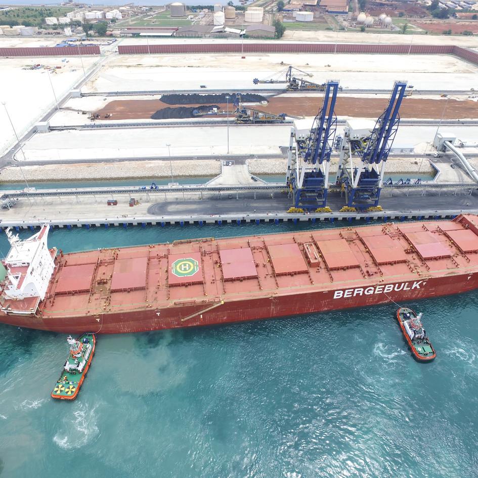 KPC Coal and Iron Ore Handling
