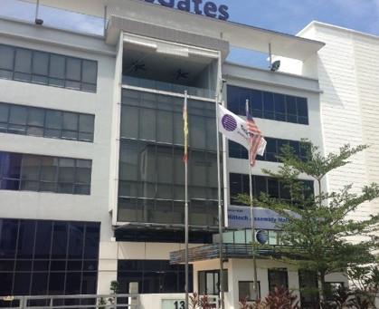 New Tecgates Corporate HQ