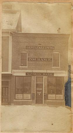 Gentle & Ludwig Insurance Savings Bank