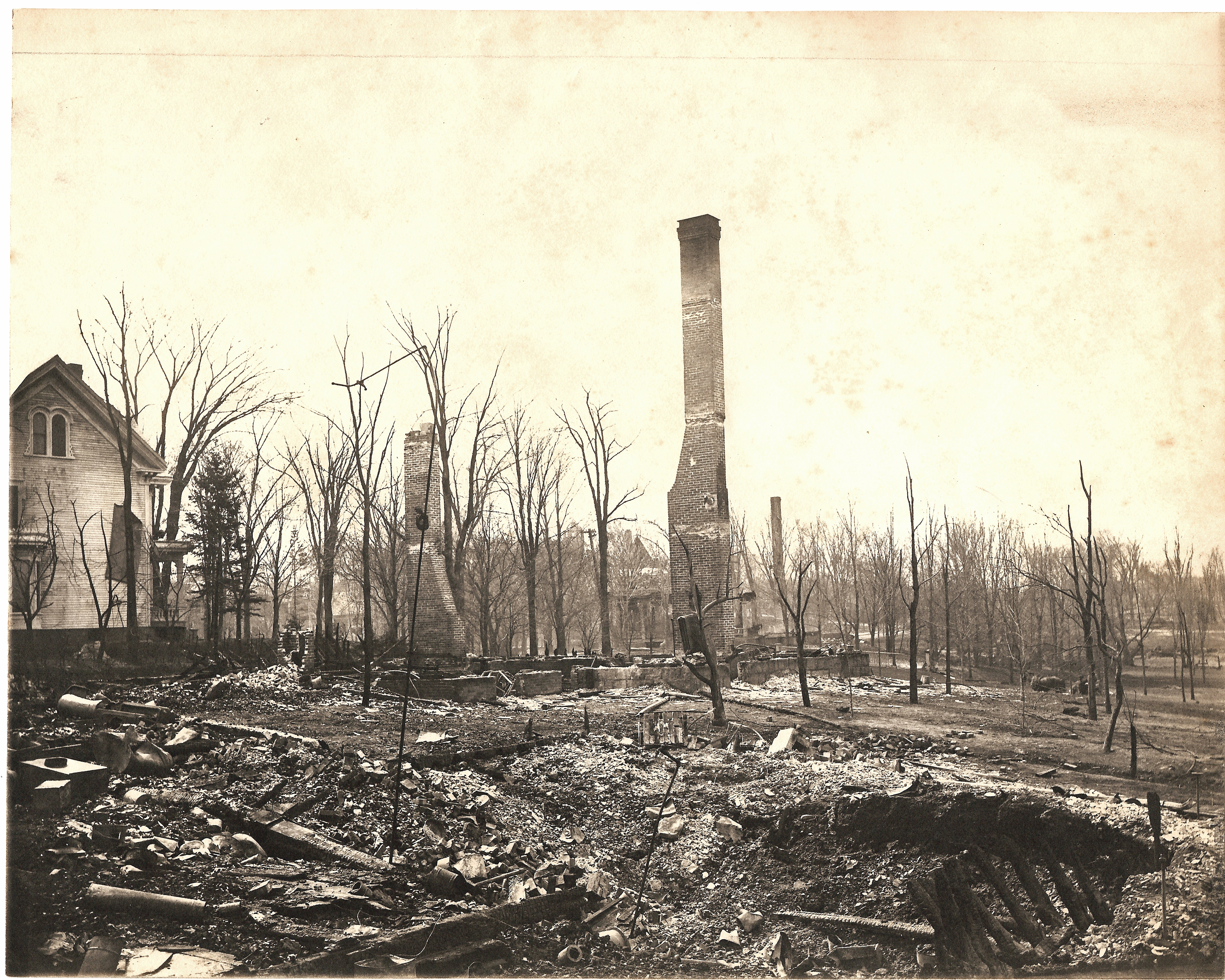 The Great Fire of 1902