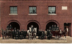 Fire Station Houlton