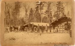 Delmont Emerson logging