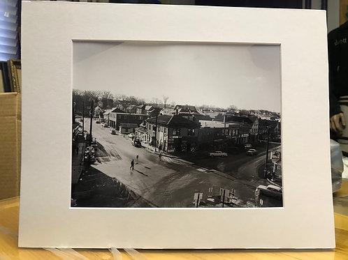 Union Square 1957