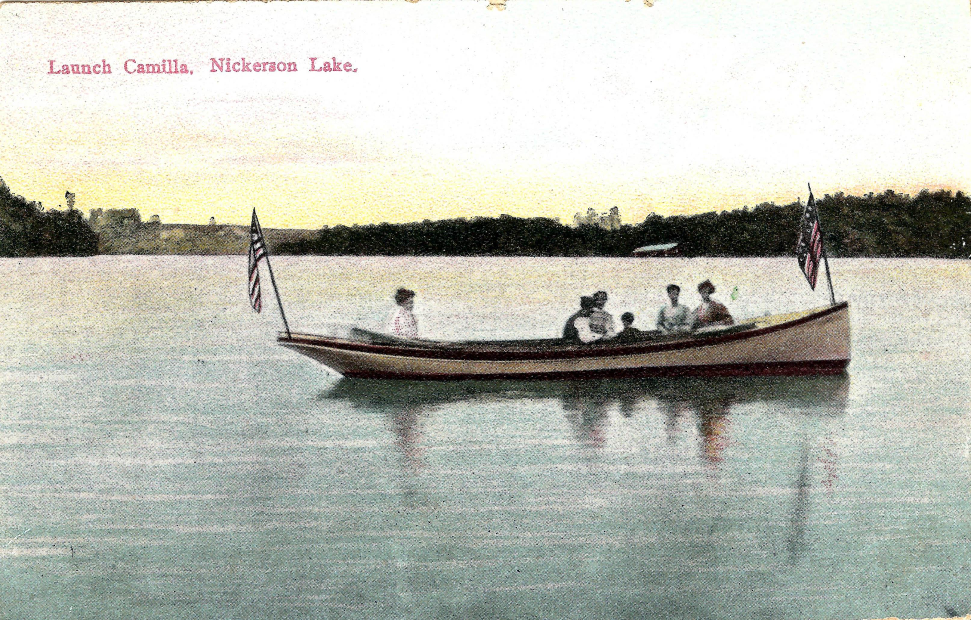 Nickerson Lake Camilla