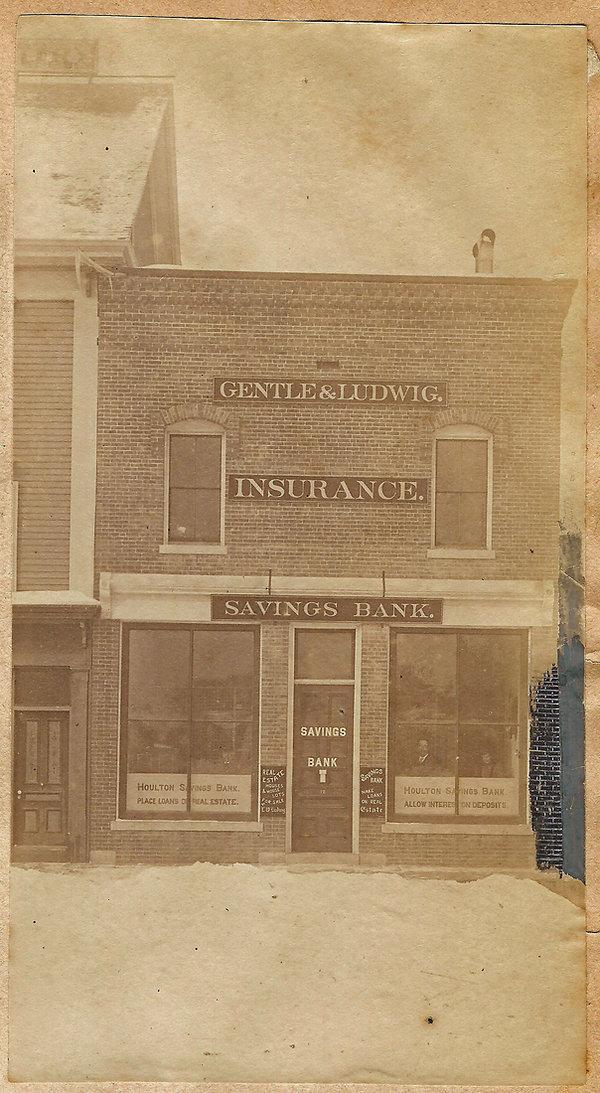 Gentle & Ludwig Insurance Savings Bank.j