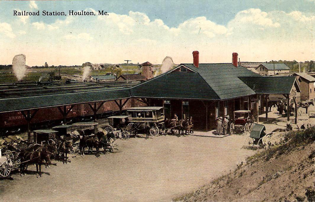 B & A Railway Station