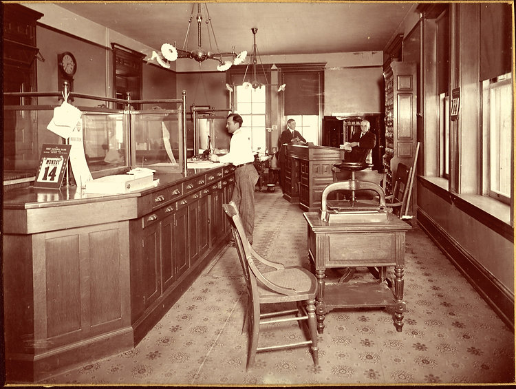 Customs House Dec 14 1908