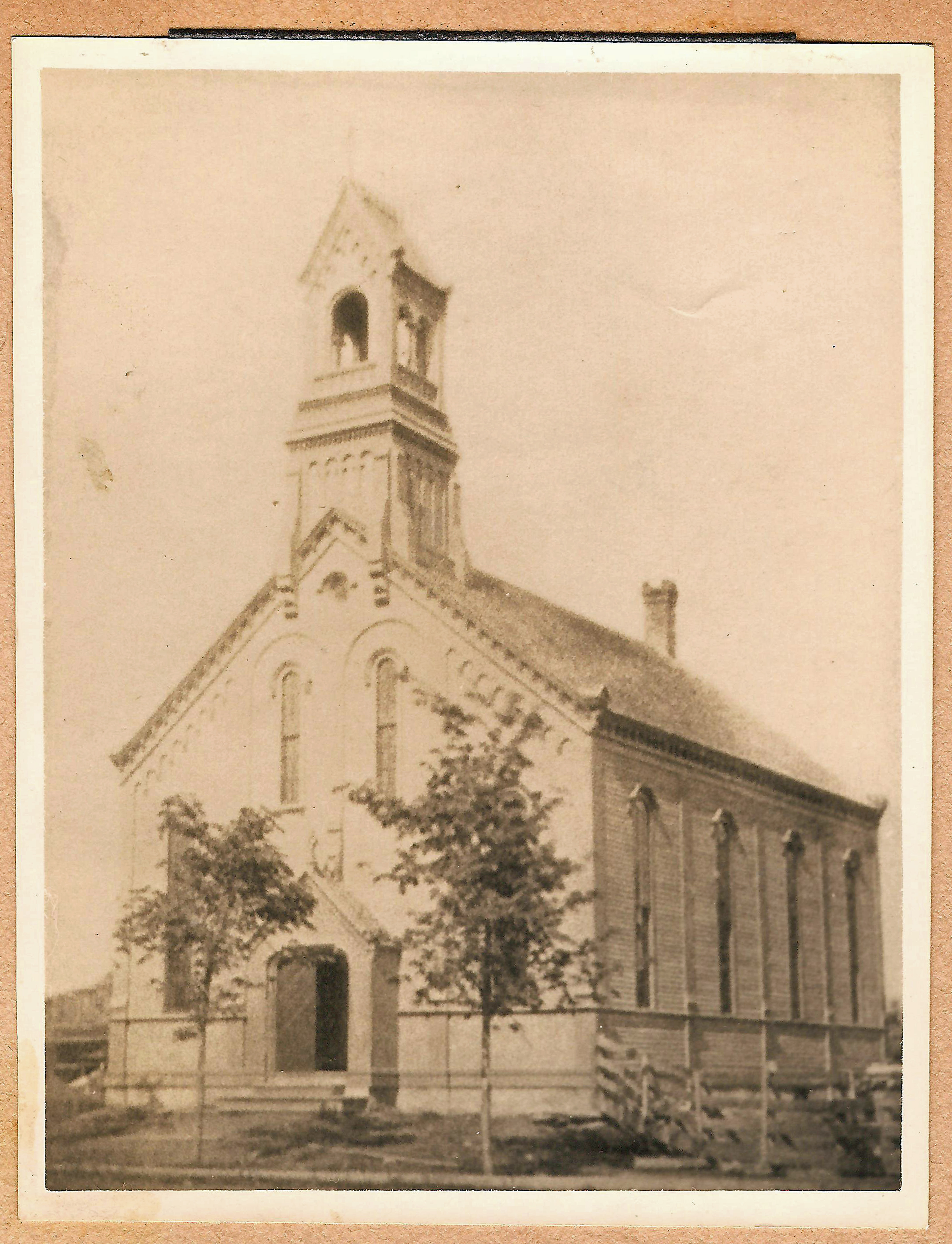 Court Street Baptist 1865