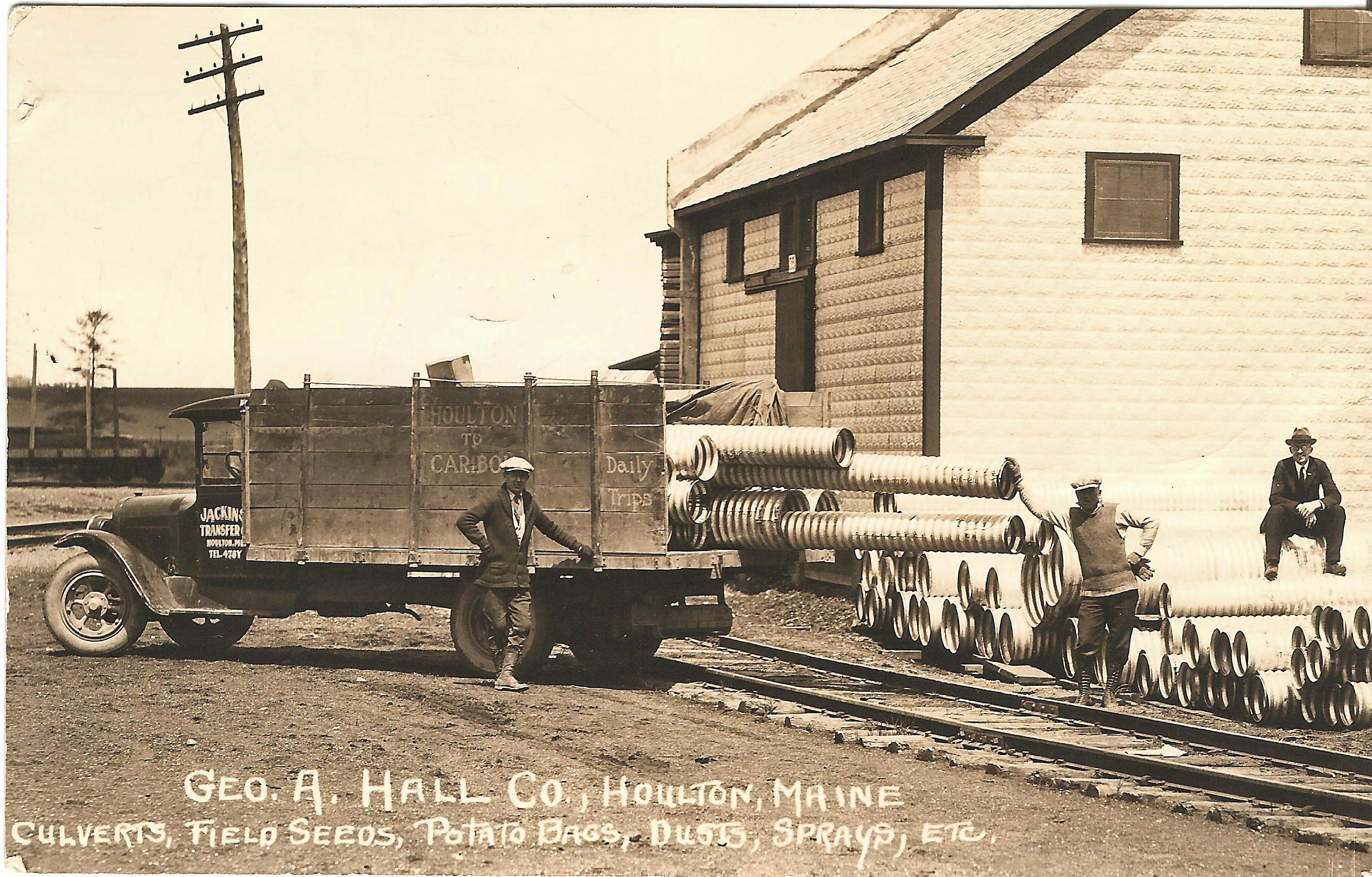 Geo. A. Hall Co.