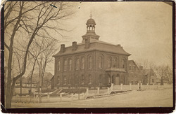 Court House pre clock