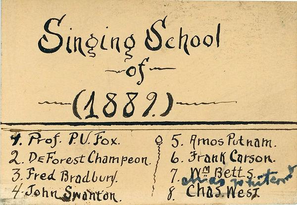 Sing School 1889.jpg