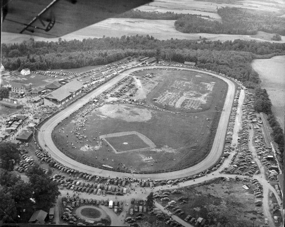 Fair Grounds and Race Track