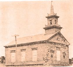 First Unitarian built 1837  North St