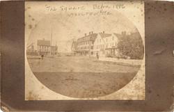 Market Square before 1886