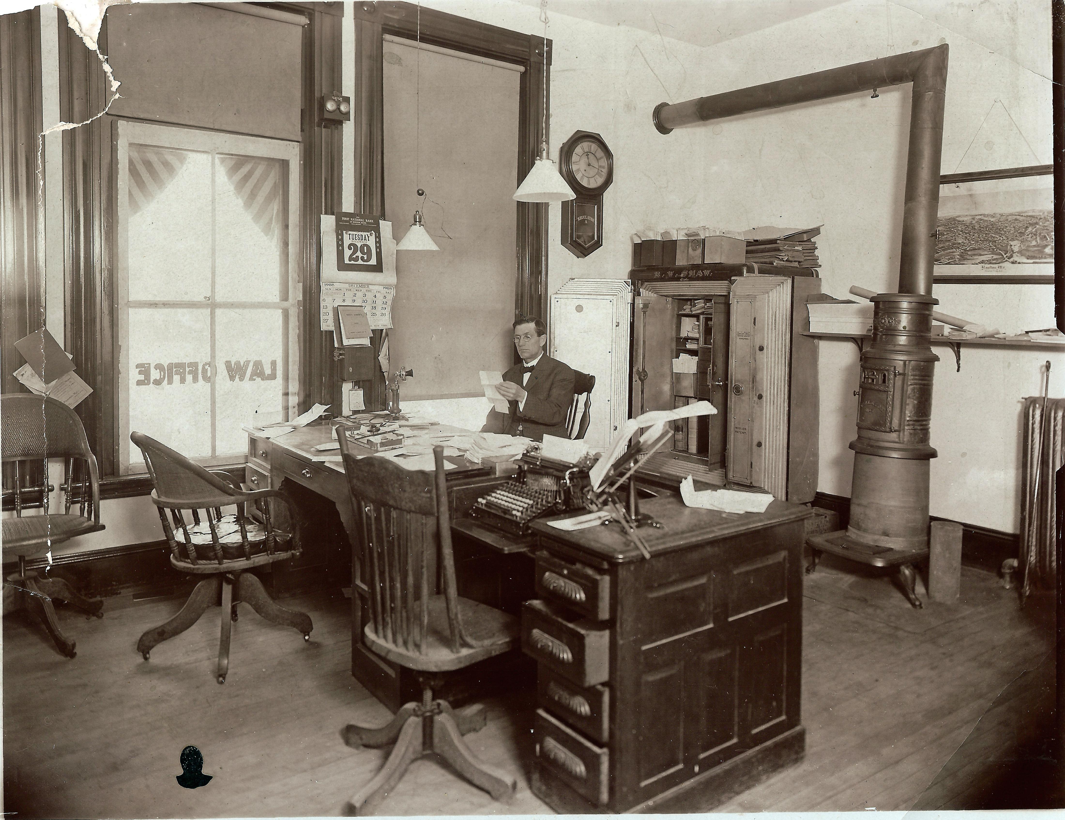 Ramsford Shaw Dec 29 1908