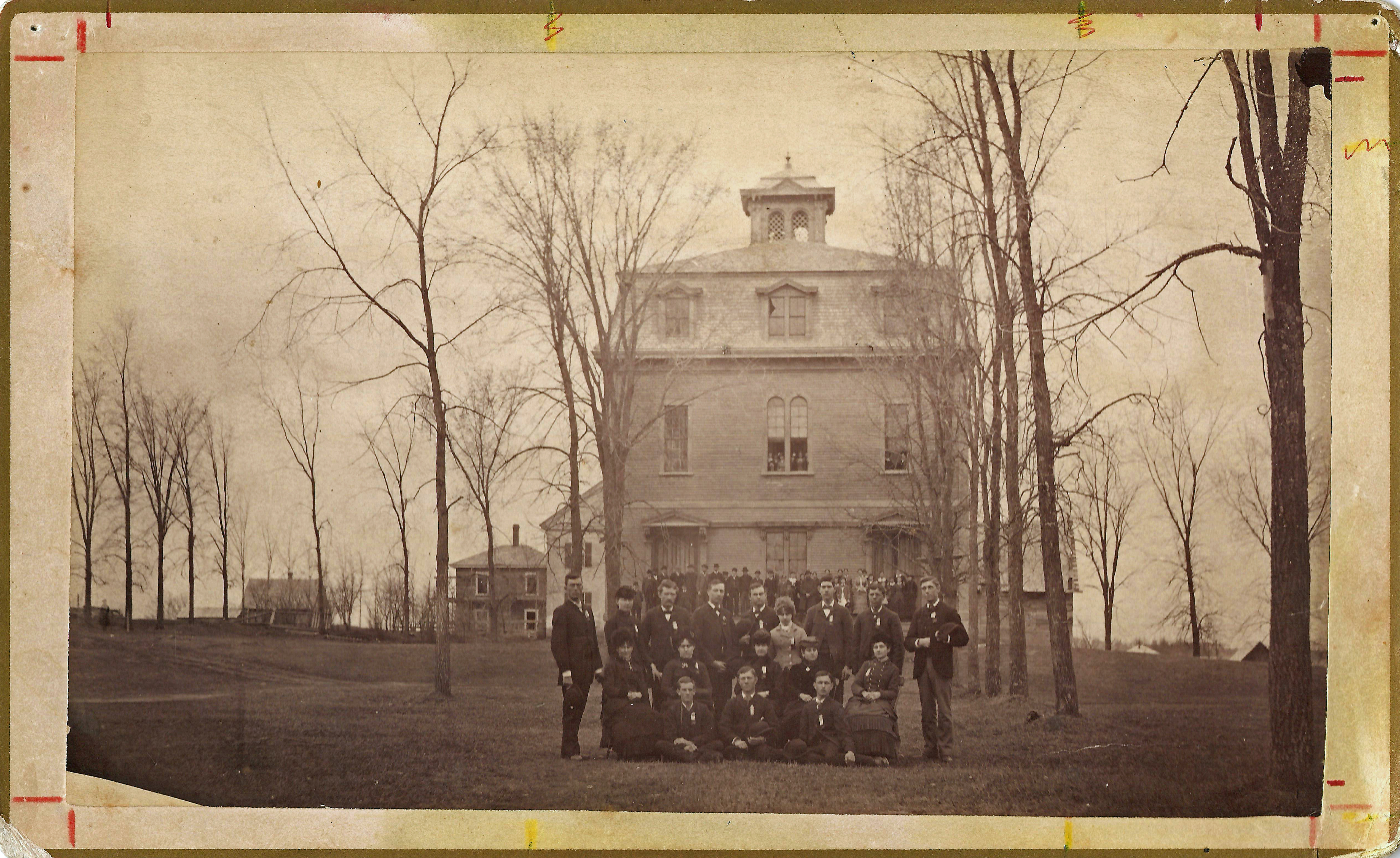 Houlton Academy Class of 1883