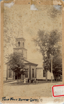 First Free Baptist Church