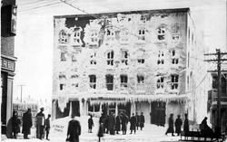 Layfayette Hotel Fire 1911