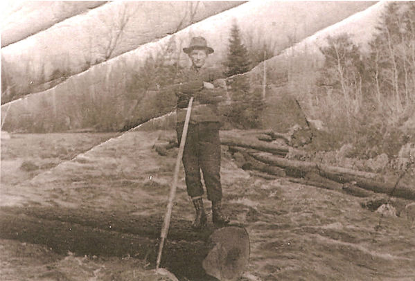 B- Stream Log Drive Charles Fitzpatrick