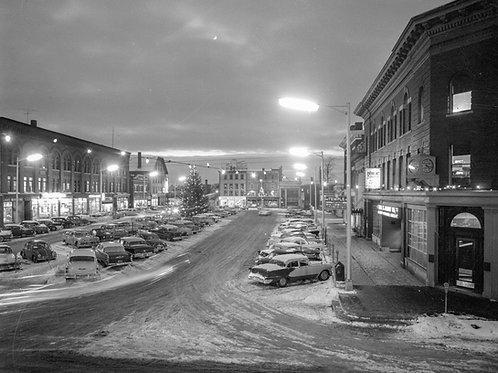 11 X 14 Market Square 1958