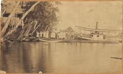 Steamer Mabel Nickerson Lake