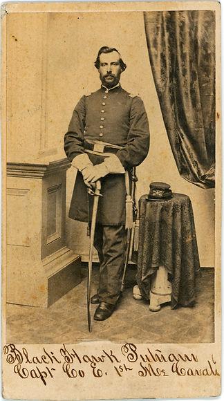 Captain Black Hawk Putnam