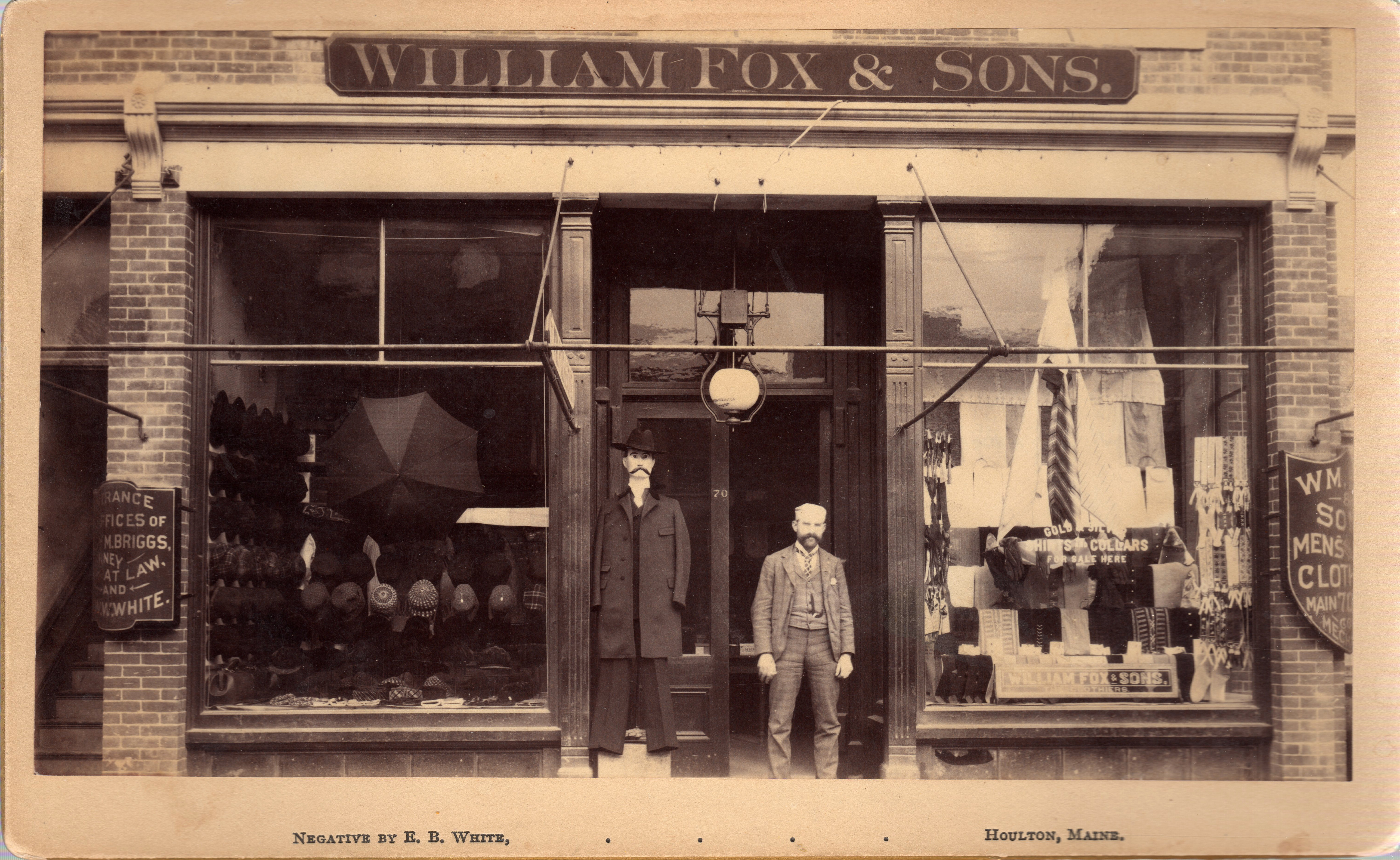 Fox and Son's Houlton