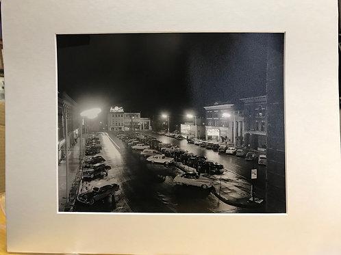 Market Square winter 1958