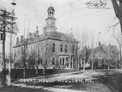 Court House Houlton