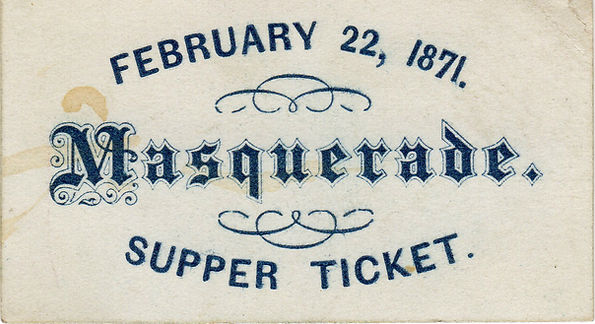 Supper ticket Masquerade February 22 187