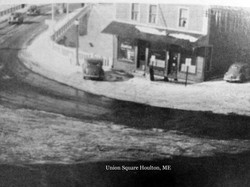 Union Square Houlton