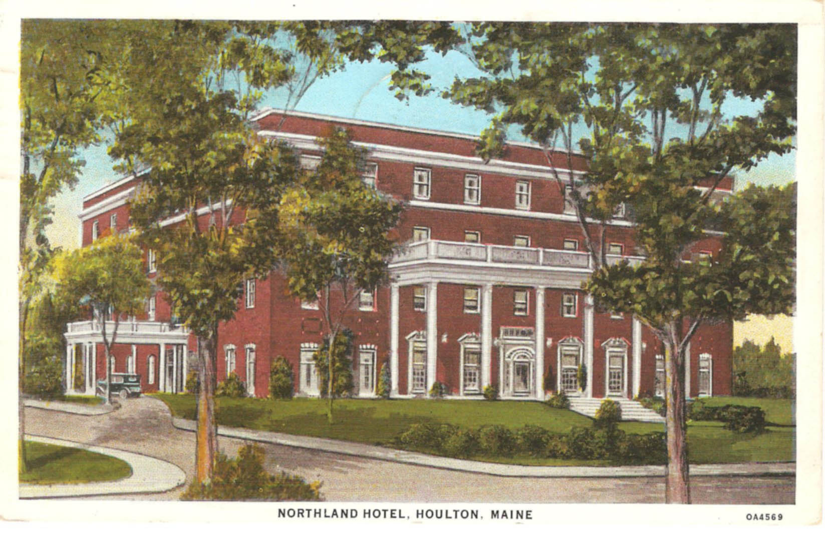 Northland Postcard