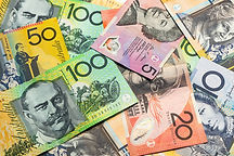 Australian dollar slides as economy enters into recession; Asia-Pacific markets higher
