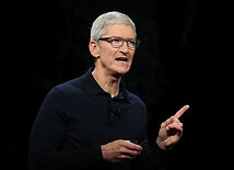 Apple jumps another 5% to close out a big week for the $2 trillion stock