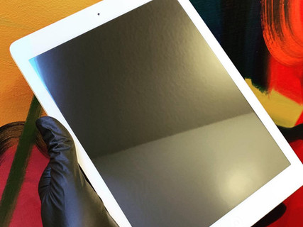 iPad Air After