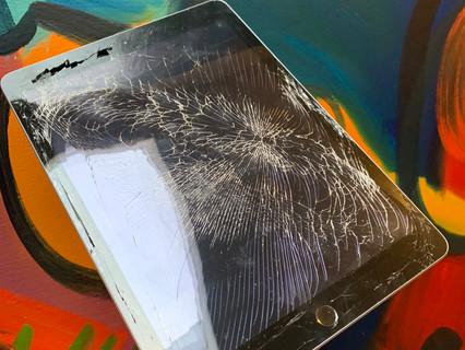 iPad Air 5th gen Before Repair