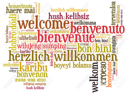 Welcome Back to our International clients..