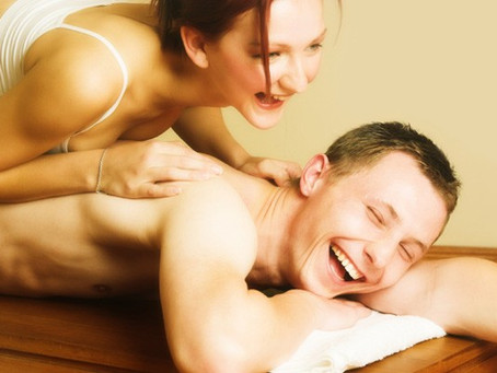 Sensual Massage Cape Town - the 5 benefits of getting an erotic massage today!