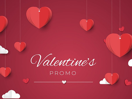 Valentine's Couples Combo! Hotel & Massage Package Promo...