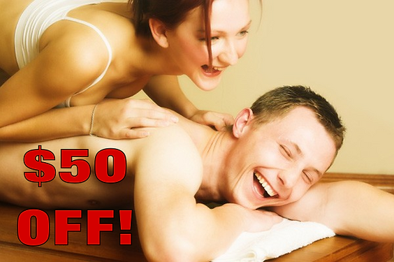 vegas couples massage special