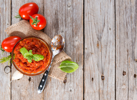 Sauce tomate-basilic