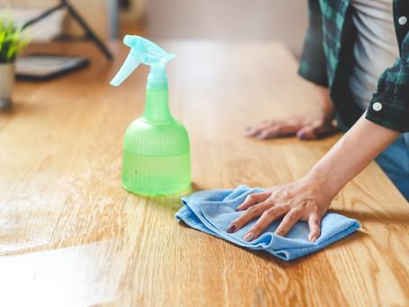 Nettoyant pour meuble