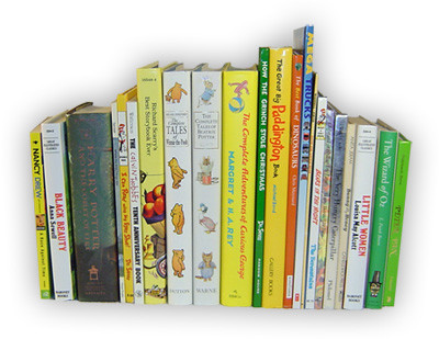 Do you have any unwanted children's books?