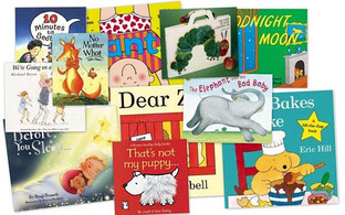 Picture books wanted