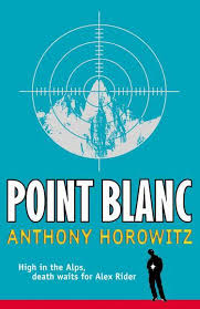 Book Review of the Week: Point Blanc by Anthony Horowitz