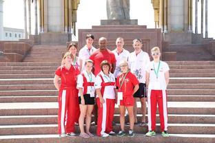 Chris travels to Tajikistan for Taekwondo World Championships!