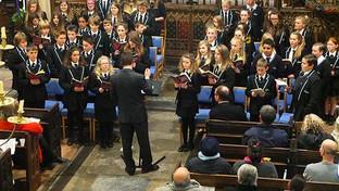 St Saviours Church full of festive cheer at Academy Carol Concert