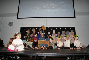 Early Years Nativity Play